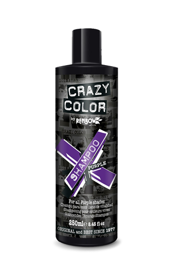 Vibrant Purple Shampoo