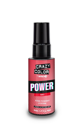 POWER Pigment Red
